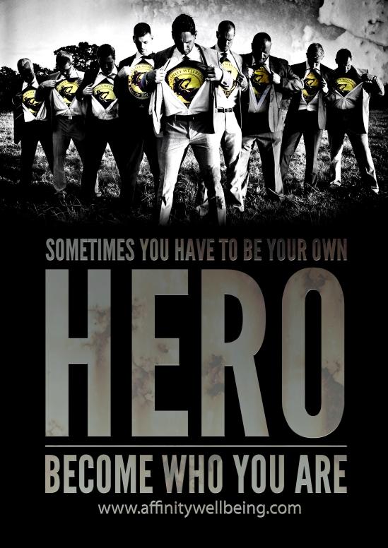 own hero