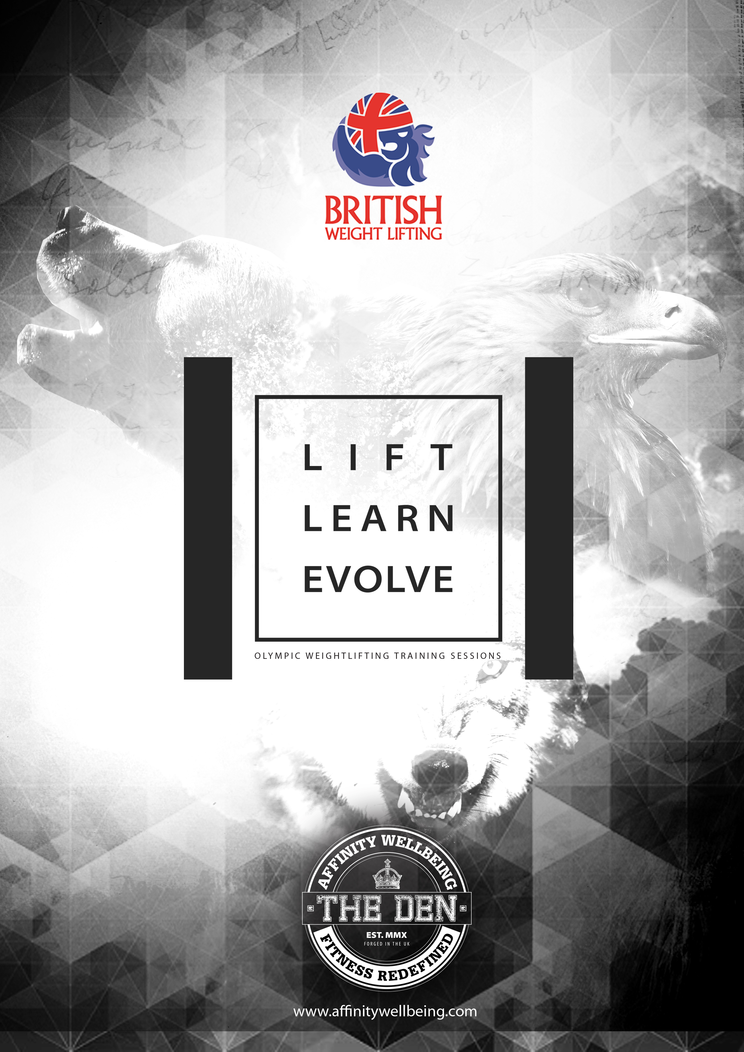lift learn evolve